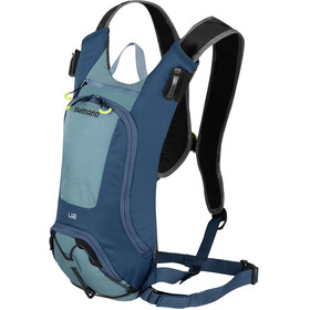 Shimano Unzen II Trail Backpack 2 L blue